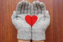 Gloves / by Paige Thompson