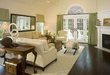 Living Room / by Amber Madden