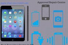 Repair Apple iPad mini 3 WiFi+4G Broken Screen