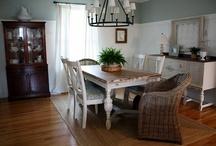 Dining Area/ Kitchen Table / by Jennifer Creviston