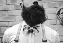 Bow tie inspiration for MEN. / Bow tie inspiration for men - all styles!