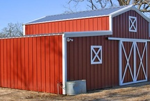 Painting Barn and fixing it up! / Colors