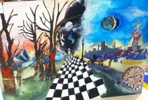My artwork / My artwork that I have painted