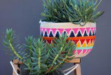 Love Bug Pots