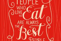 Julia Child's inspirational thoughts