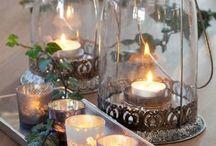 Lanterns  ,candles & lamps / Lights