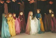 Marionettenspel / Waldorf-marionetten
