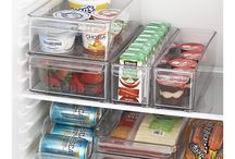 Organization - Fridge/Freezer