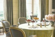 Formal living/dining rms / by Annie Kelly