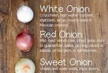 Food - Vegetables - Onions