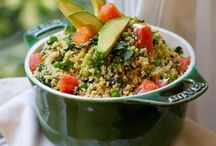 Favorite Lunch Ideas: healthy bowls