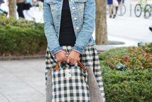 シニアファッション