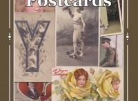Living with Postcards by Joy Mutter / Living with Postcards is my only non-fiction book out of the twelve books I've written. It is available on Amazon in paperback and Kindle editions. All the cards in this full colour illustrated book are from my own collection. http://amzn.to/22qrcH1
