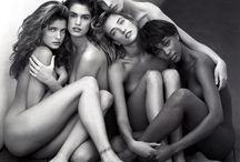 Top models of 90's