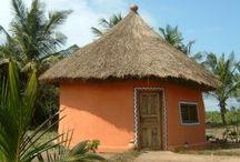 Ghana Architecture / by Key Ghana