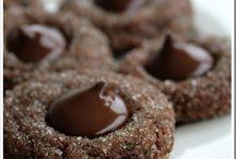 Sweet Treats / Dessert recipes / by Jill Minge