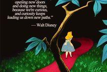 My favorite Walt Disney Quotes!!