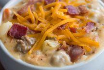 soups, stews, chilis / by Melissa Davis