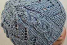 Hat knitting&crocheting