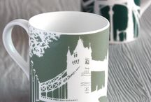 London Calling / A curated celebration of all things lovely that remind me of London.