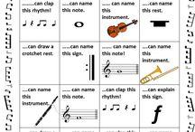 Music clasroom