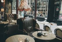 Little Cafés Around The World