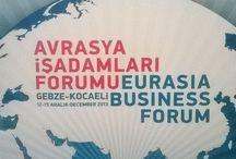 Avrasya İş Adamları Forumu / Avrasya İş Adamları Forumu