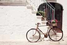 Cycling tour in Europe