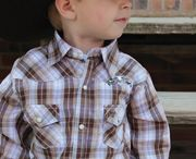 Kids Clothes for Chance and Dakotas Wedding / by Elisha Smith