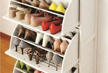 organização de guarda - roupas