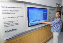 Interactive Donor Walls by Honorcraft