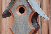 Onzin #vogel huisjes