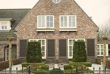 Landelijke huizen / Bouwstijl landelijk