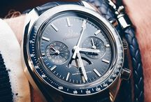 Men's Accessories / Omega Speedmaster