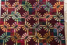 Free Motion Quilting Ideas - Quilt by Quilt