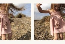 Apolina Spring/ Summer lookbook / images to inspire