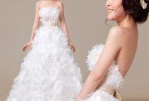 Наши свадебные платья premium / #weddingdress #свадебное платье