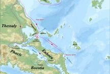 Herodotus, Thermopylae and Artemisium battles