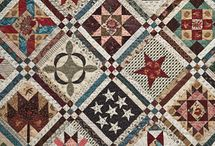 Civil war quilts blocks