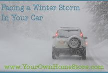 PREPPING: ExTreMe Weather / Floods, blizzards, drought, dust storms -- prepare for the worst. www.TheSurvivalMom.com