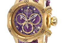 Purple Watches & Clocks