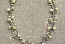 Ruční práce - šperky