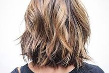 Peinados hasta los hombros