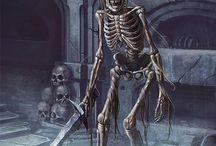 ● Skeleton