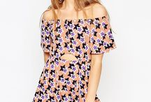 Dresses / Dresses to wear in summer, casual dress, dress for teen, dress outfit,  summer dress, casual dress.