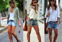 Shorts Jeans e várias histórias