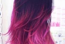 New Hair Ideas / by Liz Black