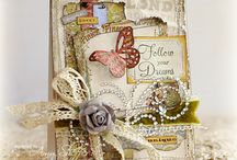 cards / Card Making Card Designs Tag Designs Scrapbooking / by Charlotte Carper