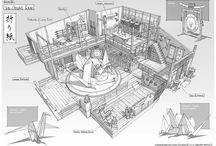 Designs & Sketches