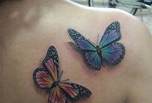 mariposa tattoo